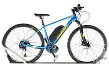 Luna Lone Roam Wolf  (one of a kind blue bike)