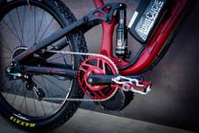 LunaCycle Enduro SixFifty 6500 Full Suspension Ebike 2015