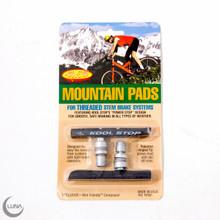 Kool Stop Mountain Pads Threaded Post