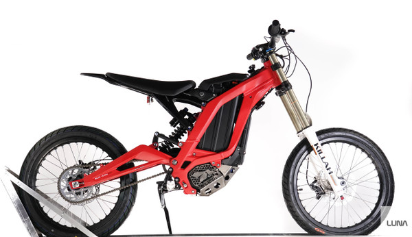 Sur Ron Mx Electric Luna Cycle