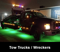 Tow Trucks and Wreckers