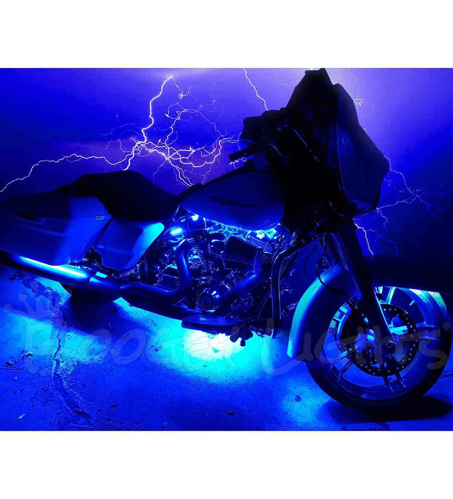 Value Series Single Color Touring Bagger Motorcycle Led