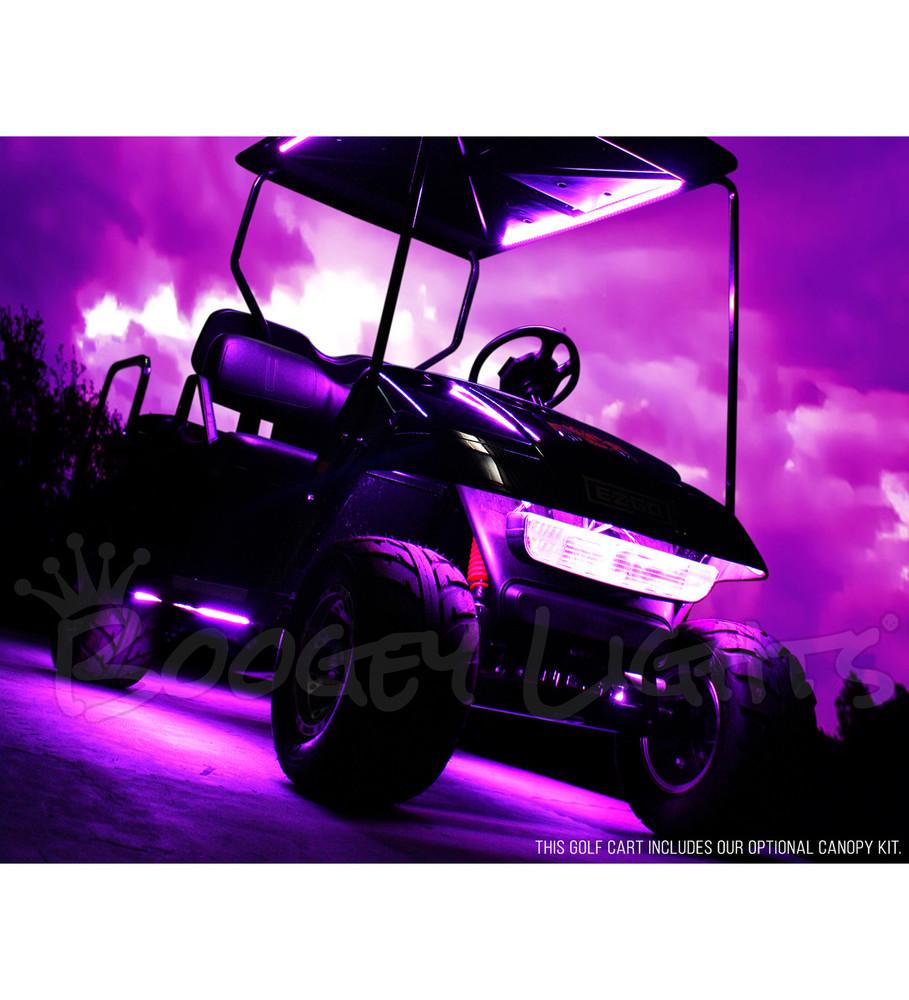 Golf Cart Under Glow Led Light Kit