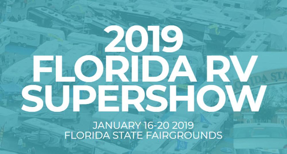 2019 Florida RV Supershow