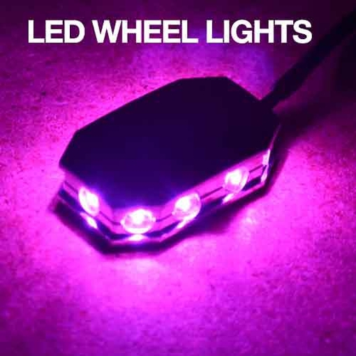 Motorcycle Wheel Lights