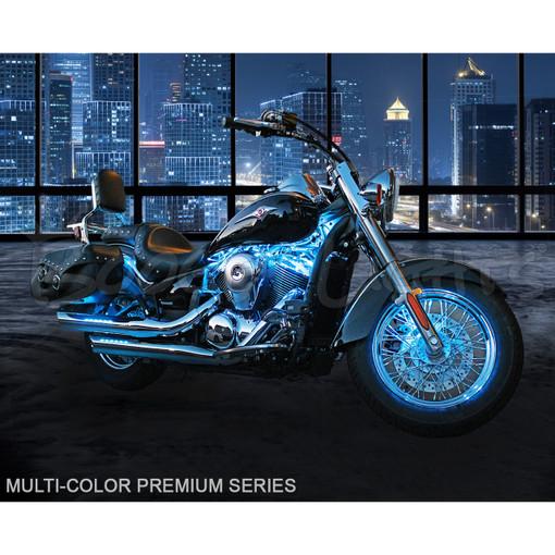 Premium Series Multi-Color LEDs in Blue