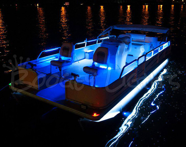 Pontoon Boat LED Light Kit (Multi-Color)