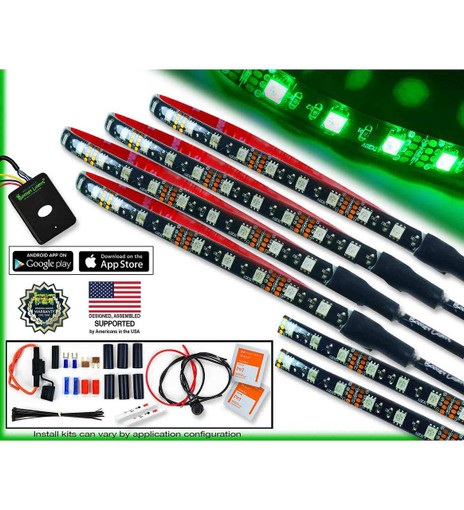 96 LED Econo-Bagger Light Kit