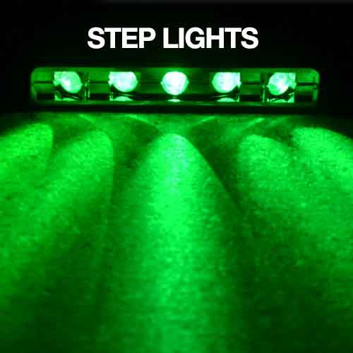 Steplights