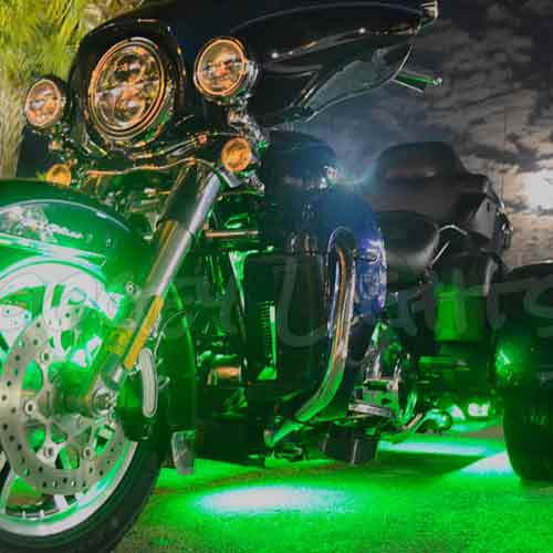 Motorcycle Led Lighting Kits