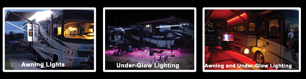 Boogey Lights RV Lighting