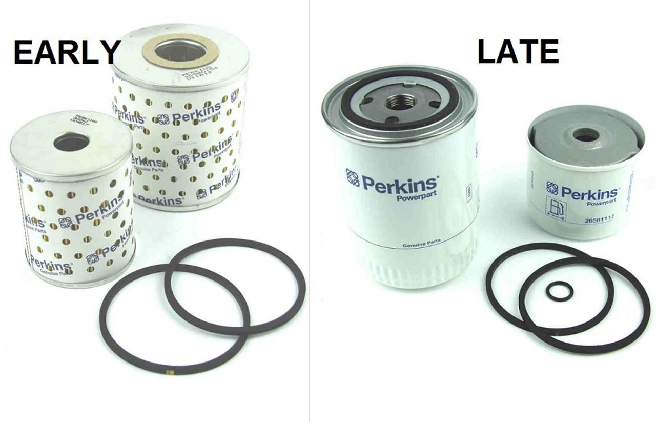 perkins 4.108 fuel and oil filters perkins fuel filter