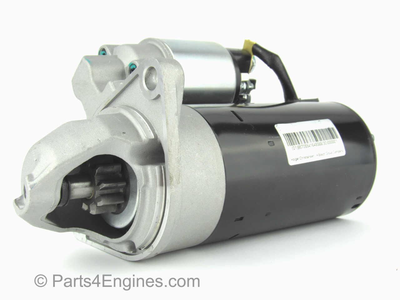 Perkins Perama M25 Starter Motor - parts4engines.com