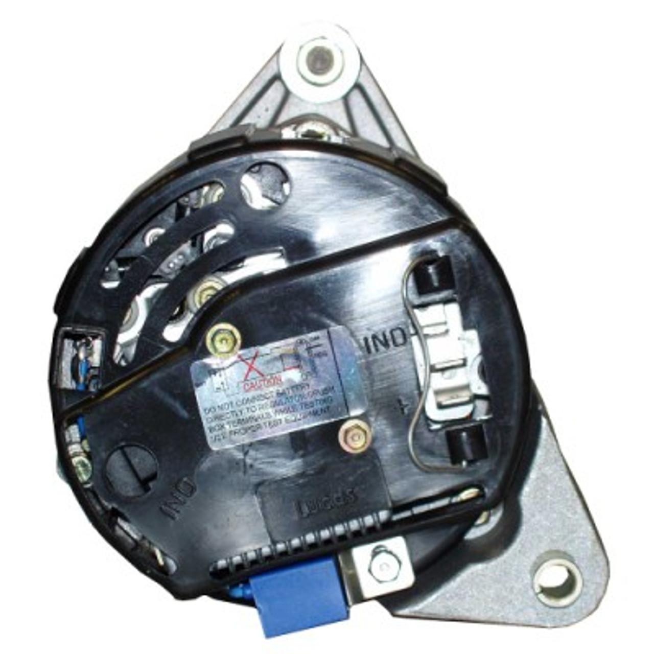Perkins 4 99 Alternator 12v 45 Amp