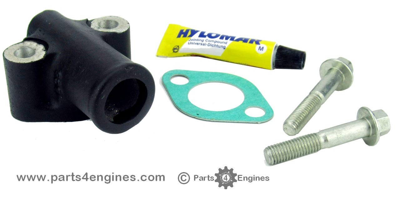 Perkins Prima M60 exhaust elbow connector kit from parts4engines.com