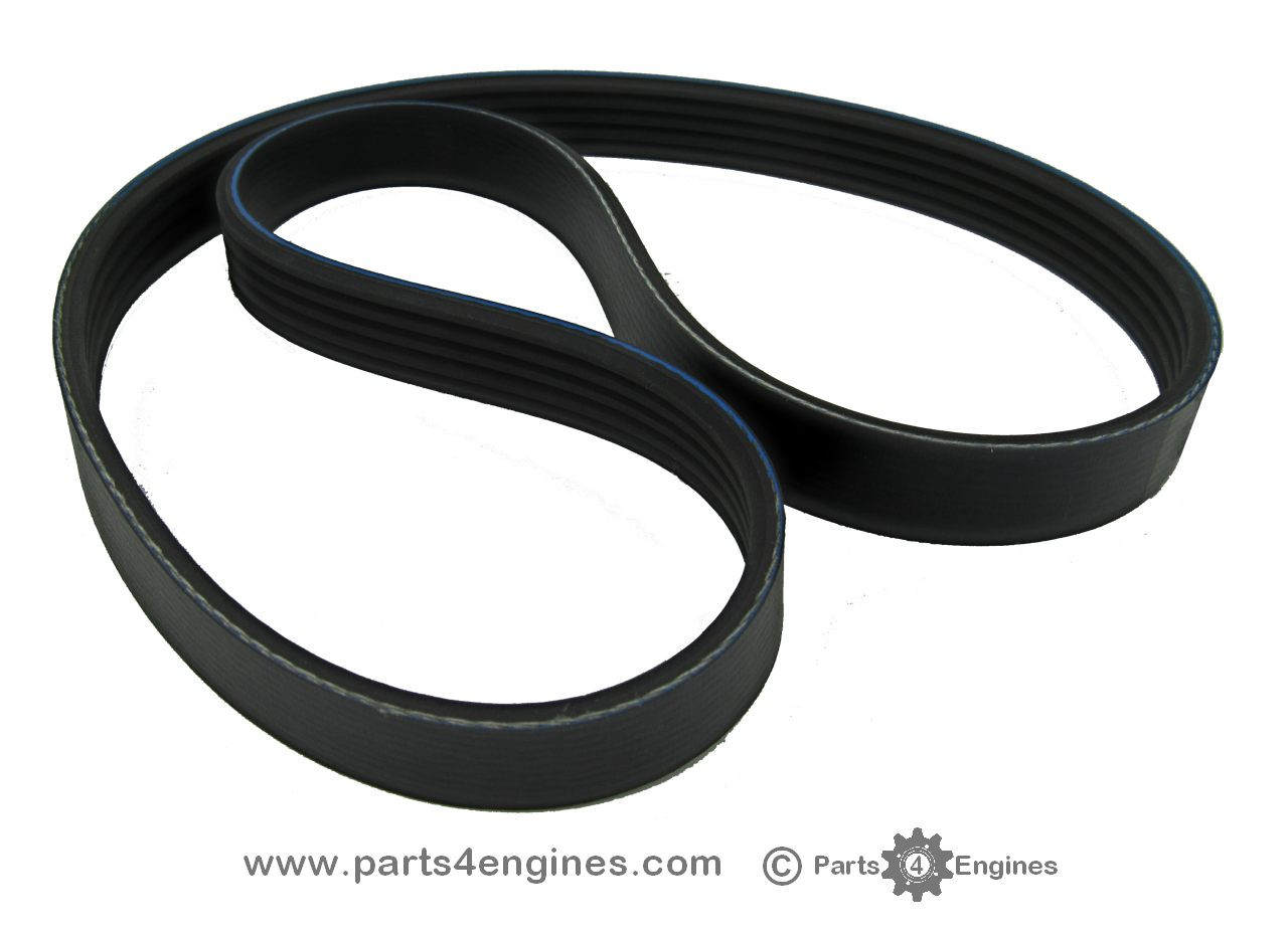 Volvo Penta D1-20 alternator drive belt from parts4engines.com