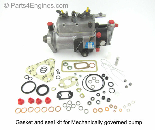 Perkins 4.203 Gasket & Seal Kit for Mechanical Governed Injection Pump - parts4engines.com
