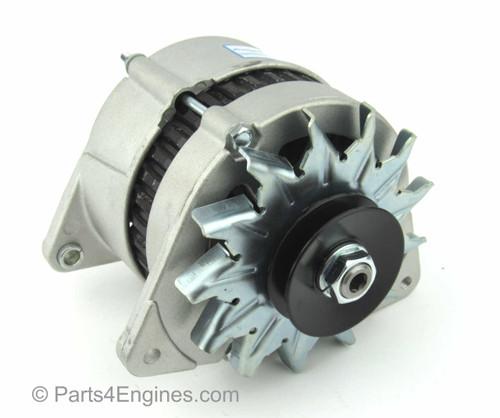 (left) - Perkins 4.154 Alternator 12V 70 amp from parts4engines.com