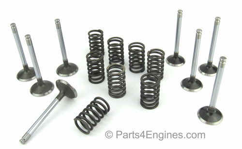 Perkins Prima M60 Valve & Spring set from Parts4Engines.com