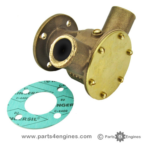 Perkins Prima M60 Jabsco raw water pump - parts4engines.com