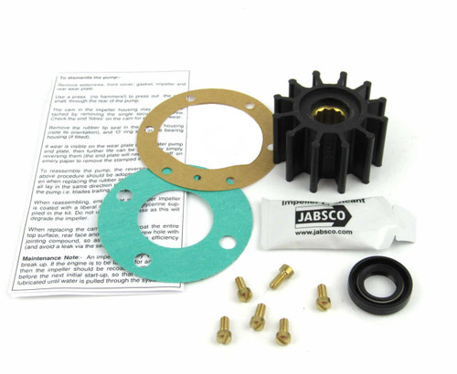 Perkins Prima M60 Raw water pump service kit - parts4engines.com
