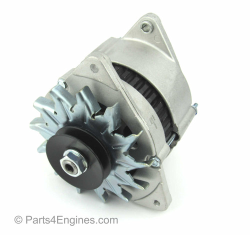 70amp Alternator (right) - Perkins Prima M60 Alternator from parts4engines.com