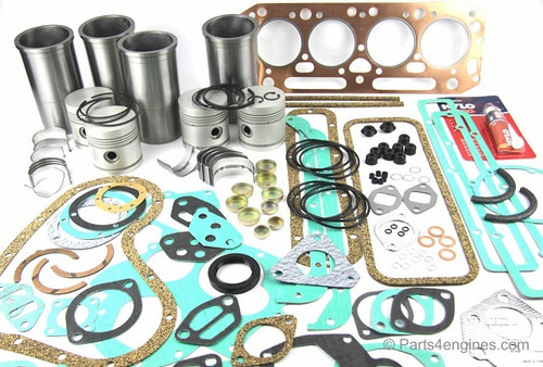 Perkins 4.107 engine overhaul kit from Parts4engines.com