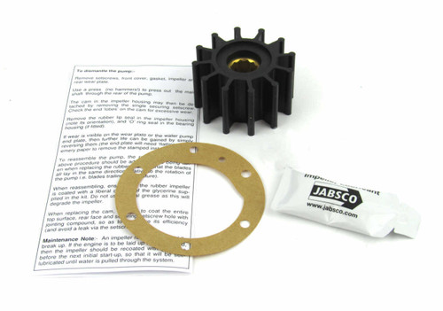 Perkins 4.99 raw water pump Impellers kits from parts4engines.com
