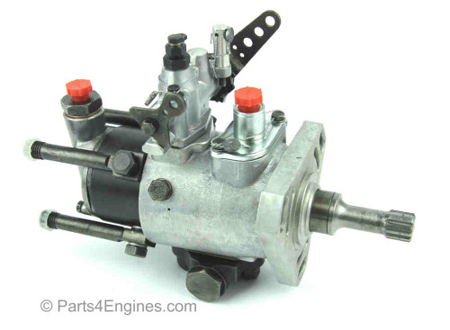 Perkins 4.107 DPA Injector pump Hydraulic Governor from parts4engines.com