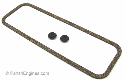 Perkins 4.107 Standard Rocker cover gaskets & Upgrade option from parts4engines.com