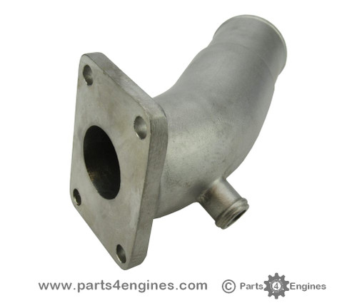 Yanmar YM series 3YM20 stainless steel exhaust outlet - parts4engines