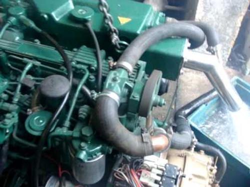 Volvo Penta TMD22 Raw water pump drive belt