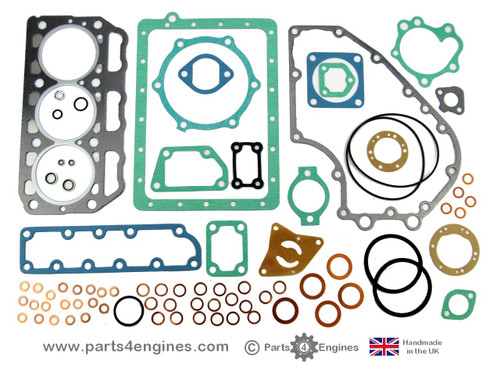 Yanmar 3GM30 Gasket set, from parts4engines.com