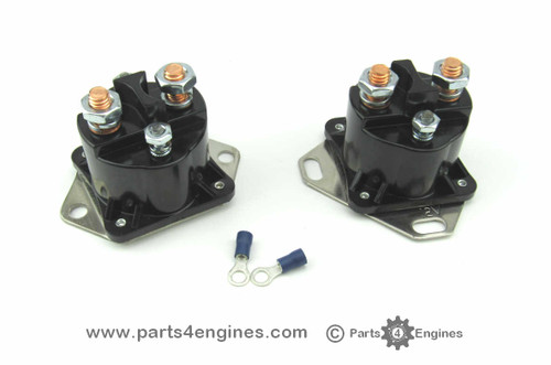 Perkins 4.99 Starter Solenoid 100 Amp from parts4engines.com