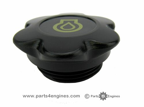 Volvo Penta D1-30 Oil filler cap - parts4engines.com