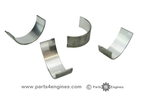 Volvo Penta MD2010 connecting rod bearing set, from parts4engines.com