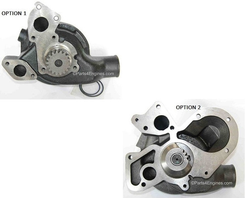 Perkins Phaser 1006 water pumps - Parts4engines.com