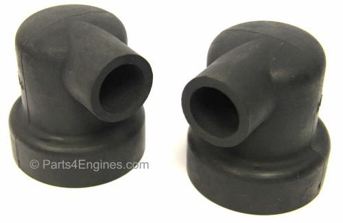 Volvo Penta TMD22A heat exchanger end caps - parts4engines.com