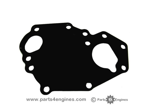 Volvo Penta MD2030 water pump back plate - parts4engines.com