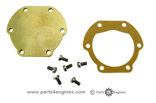 Volvo Penta D2-40 raw water pump End Cover kit - parts4engines.com