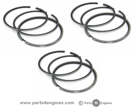 Volvo Penta MD2030 Piston Ring Set - Parts4engines.com