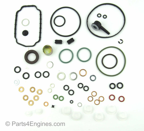 Perkins Prima M50 fuel injection pump seal and gasket replacement kit from parts4engines.com