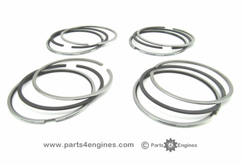 Perkins Prima M50 Piston Ring Standard set from parts4engines.com