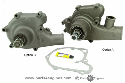 Perkins 6.354 water pump from parts4engines.com
