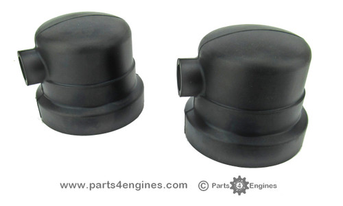 Volvo Penta MD2040 heat exchanger end caps from parts4engines.com