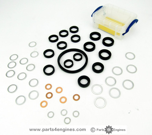 Volvo Penta 2003T water pipe seal & fuel washer kit from Parts4Engines.com