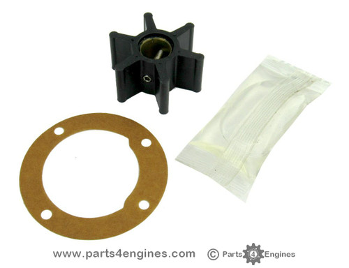 Volvo Penta 2001 raw water pump impeller kit from Parts4engines.com
