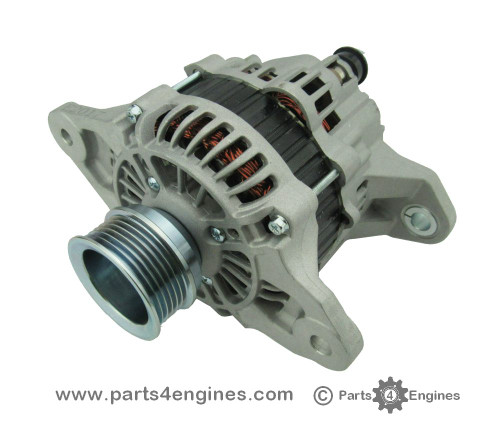 volvo penta d1 30 isolated earth extra alternator rh parts4engines com