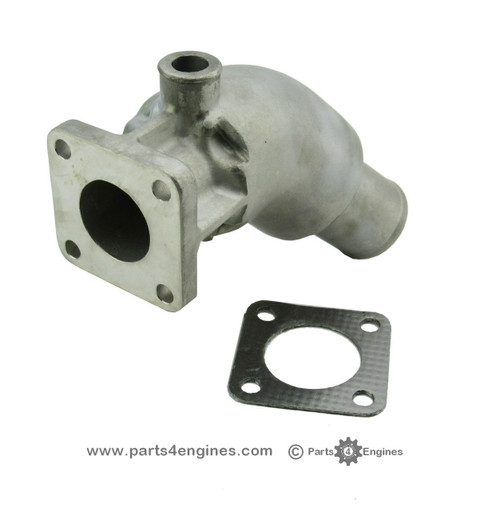 Volvo Penta MD2020 Stainless steel exhaust outlet kit from Parts4engines.com