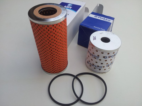 Perkins 4.236 Filter Set from parts4engines.com